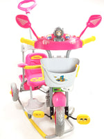 2In1 Tricycle And Rocking Chair - Kids Ride On Cars