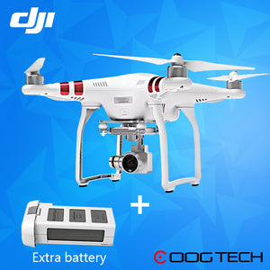 DJI Phantom 3 Standard drone with 1 extra battery with 2.7K HD camera &gimbal RC Helicopter  100% Original