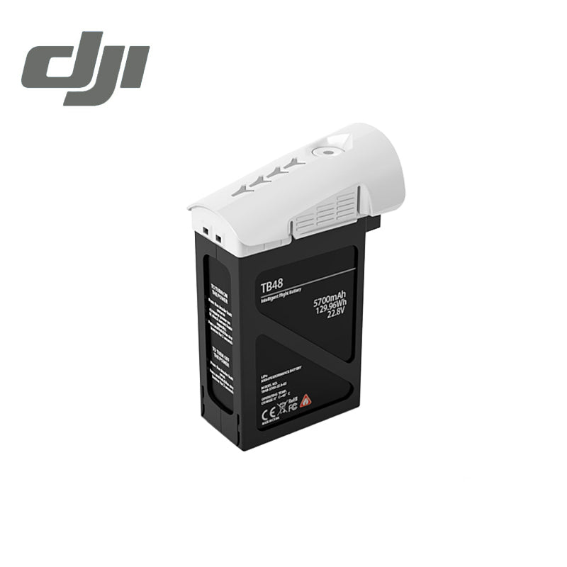 DJI Inspire 1 Battery White TB48 Intelligent Flight Battery for Inspire1 Original Accessories 5700 mAh TB 48