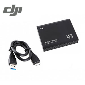DJI  Zenmuse X5R SSD Reader Data Export Connecter Adaptor Orrginal Accessories Part
