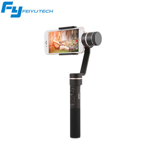 FeiyuTech SPG c 3-Axis Gimbal Handheld Smartphone Stabilizer for iPhone/Xiaomi/Samsung S7 Zoom Button Selfie Stick