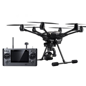 Yuneec Typhoon H 5.8G FPV drone With Realsense module + CGO3 + 4K Camera 3-Axis Gimbal 7-Inch Touchscreen RC Hexacopter RTF