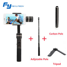 FeiyuTech NEW SPG Splashproof 3-axis Handheld Gimbal Smartphone Stabilizer for iPhone/Xiaomi/Samsung GoPro HERO5 4 3 3+ Xiaoyi