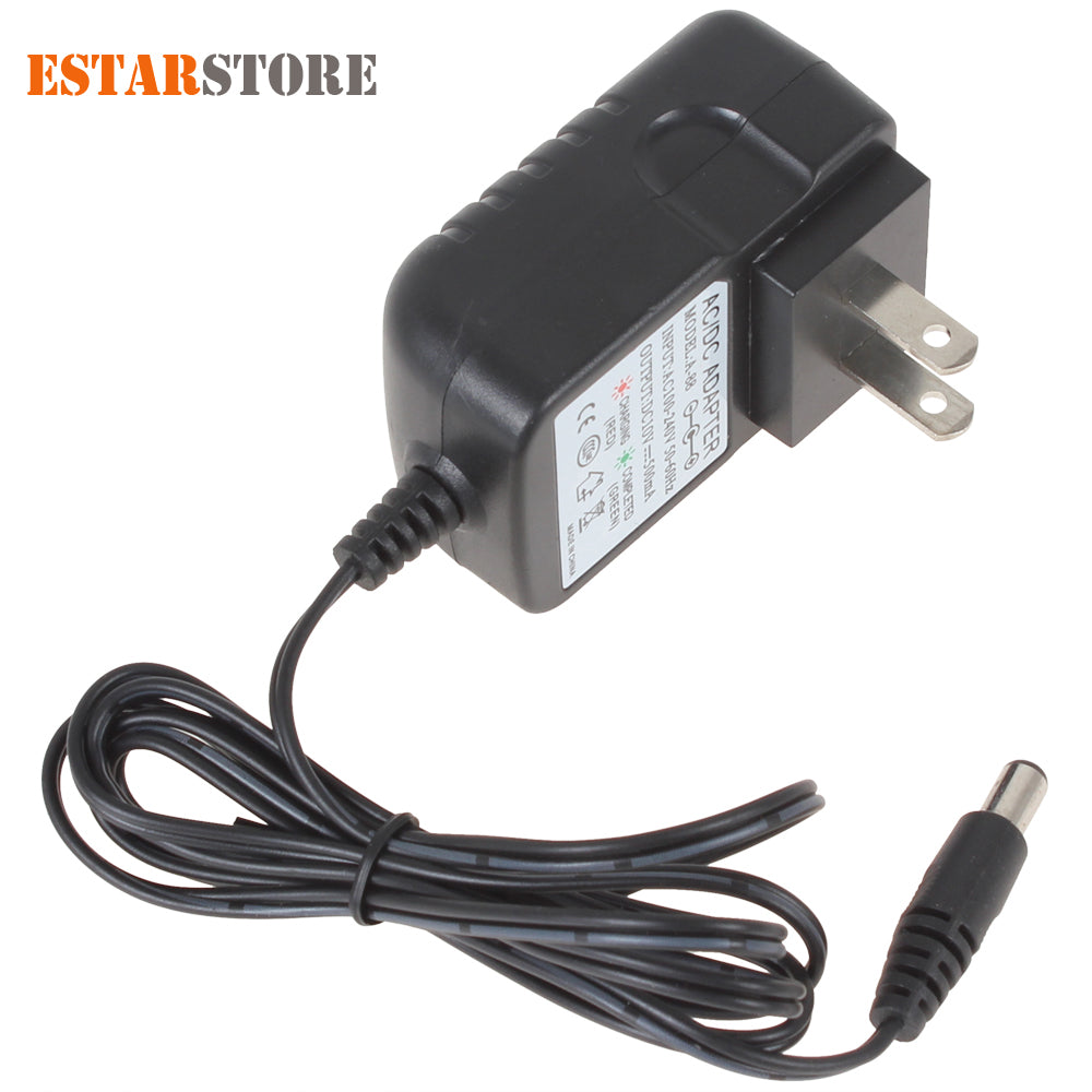 Universal 10V 500mA Output AC DC Travel Power Adapter Adaptor Charger Power Supply EU / US Plug for Walkie Talkie Two Way Radio