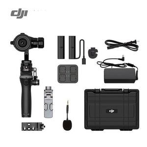 DJI Osmo Pro Combo Gimbal with Zenmuse X5 Camera 4K video and 16 megapixel photos Free Shipping