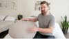 The Bean Bag Chair Reimagined? - Moon Pod Review by Mattress Clarity