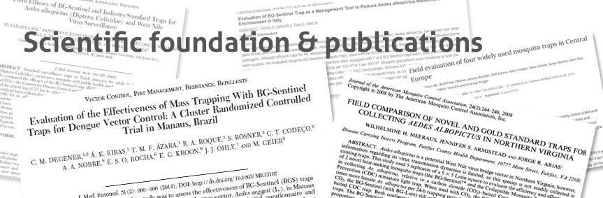 Scientific foundation and publications