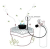 Image of BG-Booster CO2 - Upgrade set to capture all mosquito species - Biogents - Biogents - luxebackyard