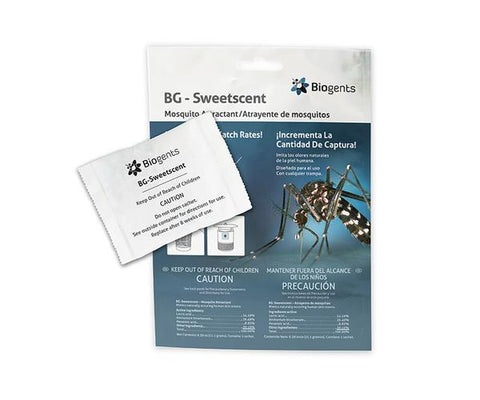 Biogents - BG-Sweetscent Attractant for Tiger Mosquitoes - Biogents - luxebackyard