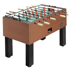 Shelti PRO Foos III Foosball table - SHELTI - luxebackyard