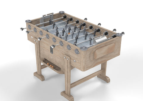 The Vintage - Design Foosball table - Debuchy by TOULET - Debuchy by Toulet - luxebackyard