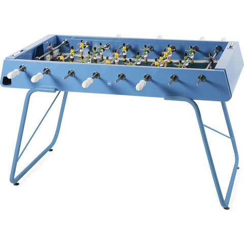 RS#3 Blue Football Table by RS BARCELONA - RS BARCELONA - luxebackyard