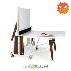 Modern RS# Ping Pong Folding - White by RS BARCELONA