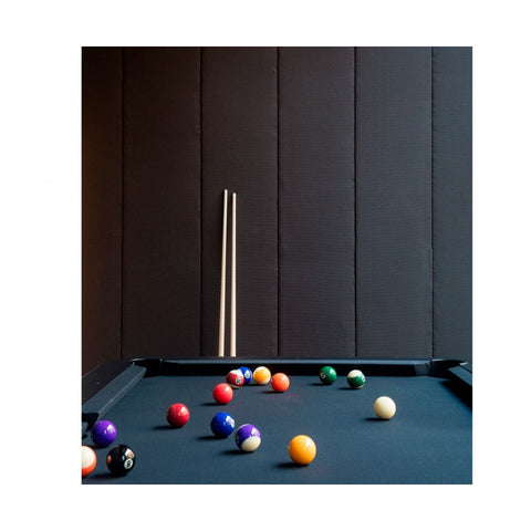 RS# Barcelona Diagonal Pool Table 7Ft / 8Ft - RS BARCELONA - luxebackyard