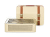 Image of Mon Oncle Portable BBQ Grill v2 - Cream by RS BARCELONA - RS BARCELONA - luxebackyard