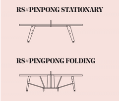 Replacement Net for RS#PingPong STATIONARY and FOLDING tables - By RS BARCELONA
