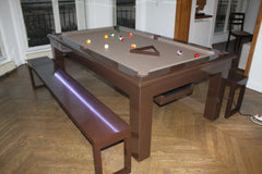 The Lambert - Design Billiard Table by Toulet
