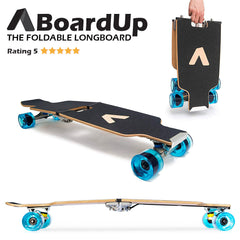 "BoardUp Classic ( 33"" )  - The Longboard designed for travel V3.3 - BoardUp - luxebackyard"