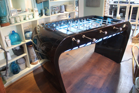 The Blackball - Design Foosball table - Debuchy by TOULET - Debuchy by Toulet - luxebackyard