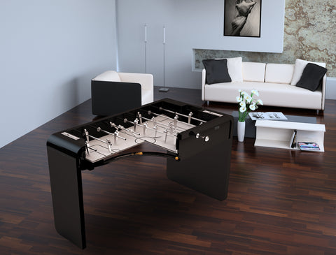The T22 - Design Foosball table - Debuchy by TOULET - Debuchy by Toulet - luxebackyard