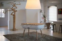 The Pure White - Design Foosball table - Debuchy by TOULET