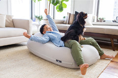 Image of MOON POD - The most comfortable Bean bag