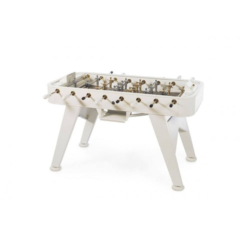 RS#2 Gold Edition Foosball Table by RS BARCELONA - RS BARCELONA - luxebackyard