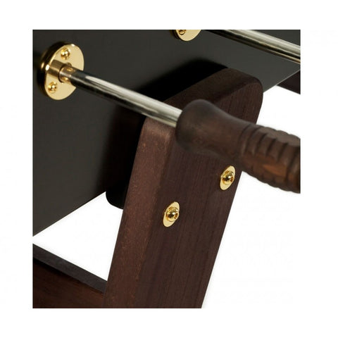 RS#3 Wood 24K GOLD Foosball Table by RS BARCELONA - RS BARCELONA - luxebackyard