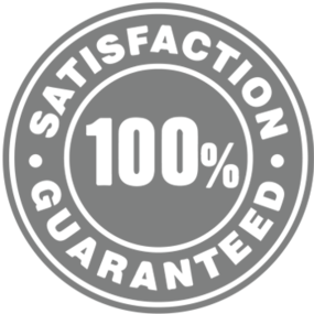 Image of 100% satisfaction