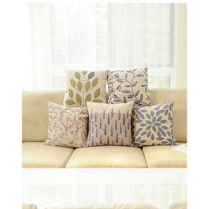 "Decorative Pillow Cases 18""x18"""