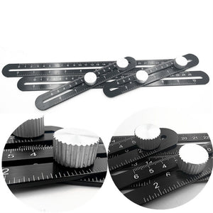 Multi Angle Ruler, Angelizer, Template Tool