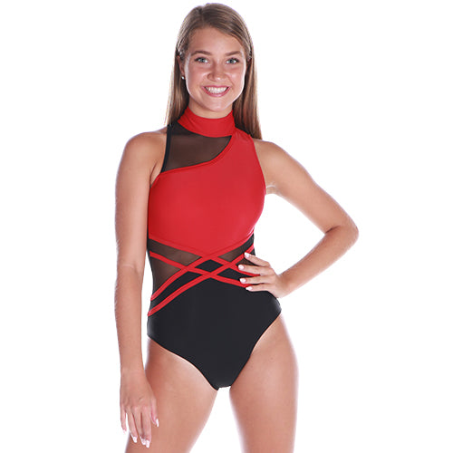 Ladies Amazon Leotard