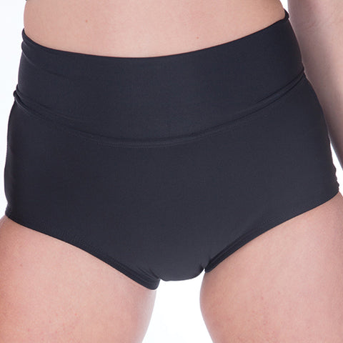 Girls Basic Boy Leg Undie