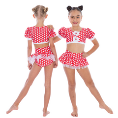 Girls Costume 'Betty G' Two Piece