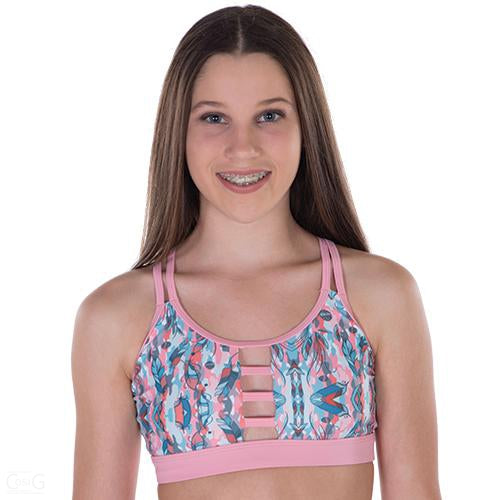 Ladies Boho Crop Top