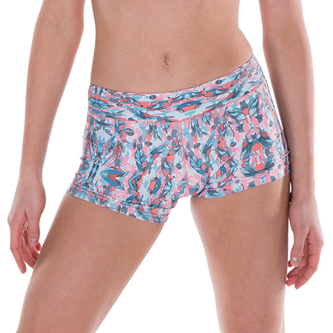 Ladies Bubbly Hot Pants