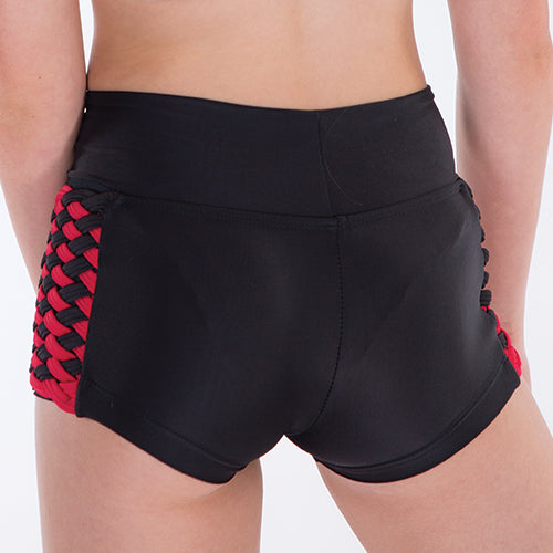 Girls Chrysler Hot Pant