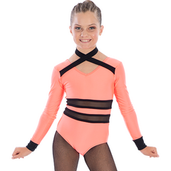 Girls Commercial Leotard