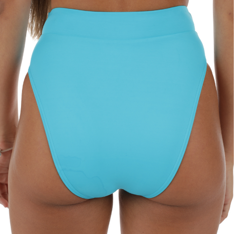 Charlee C swim Ellie High Waisted Bottom