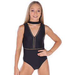 Ladies Fire and Ice Leotard
