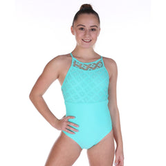 Ladies Gelato Leotard-LEOTARDS-Cosi G Studiowear