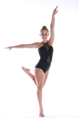 Ladies Cop Out Leotard-LEOTARDS-Cosi G Studiowear