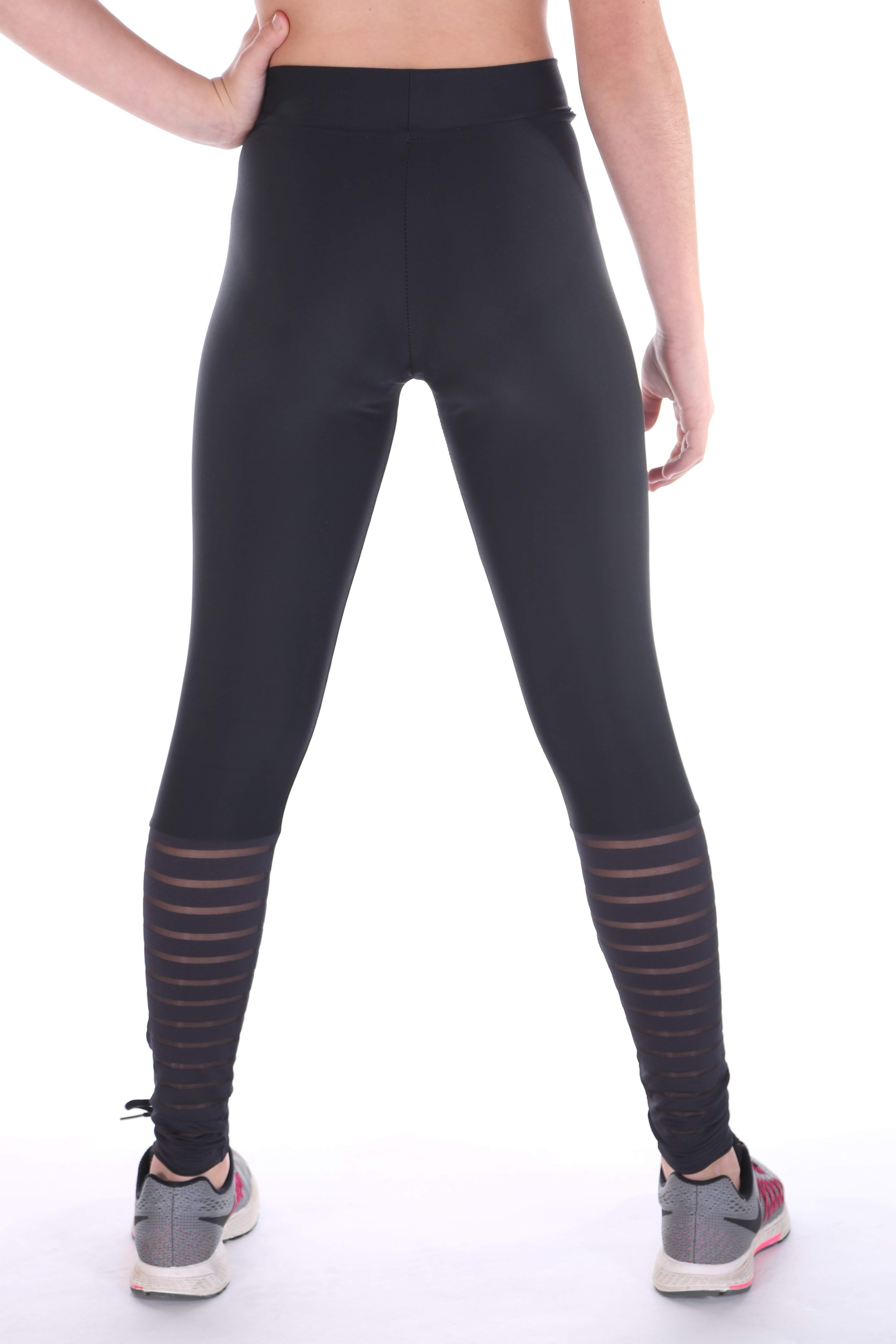 Girls Sprint Active Tights-Cosi G Studiowear