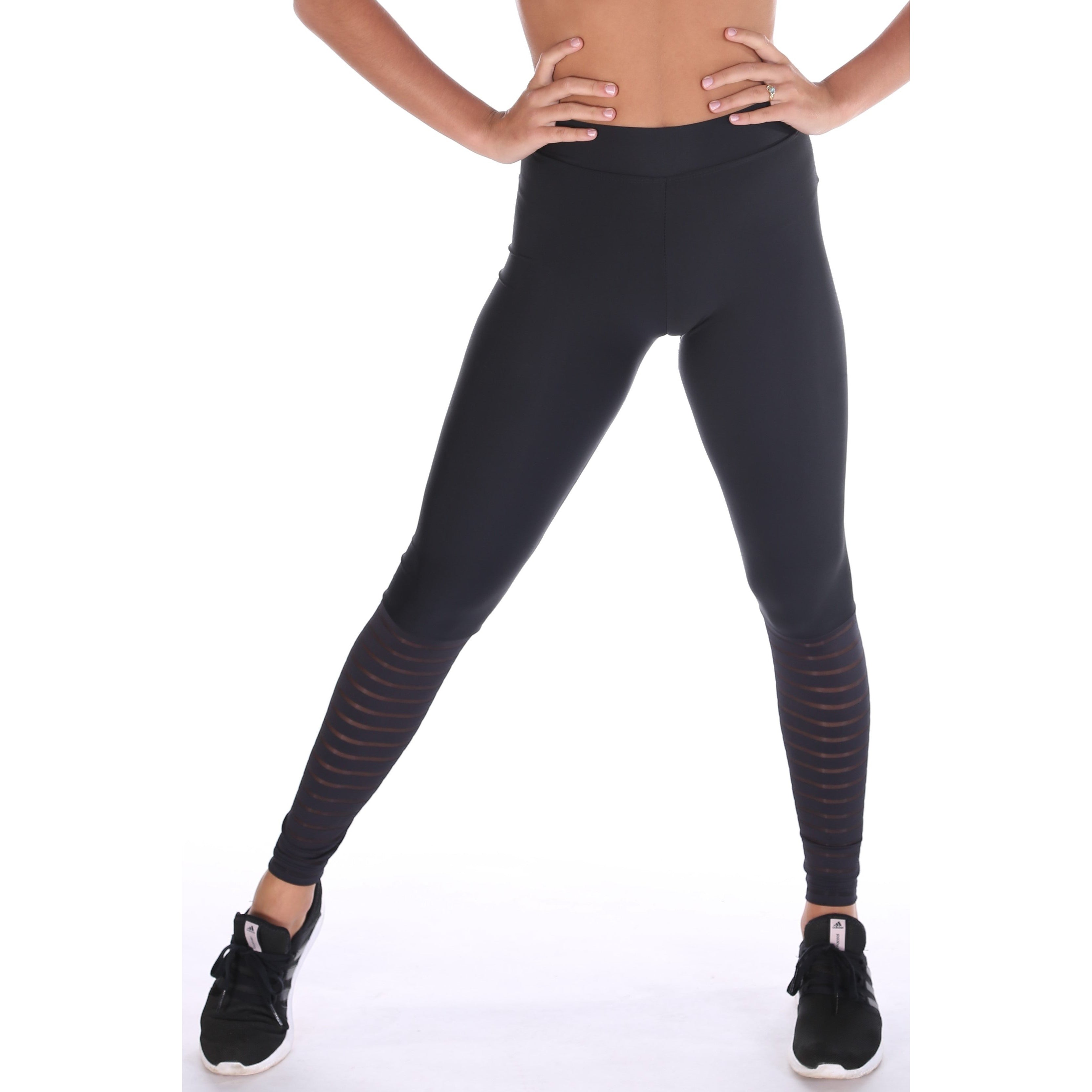Ladies Sprint Active Tights-TIGHTS-Cosi G Studiowear