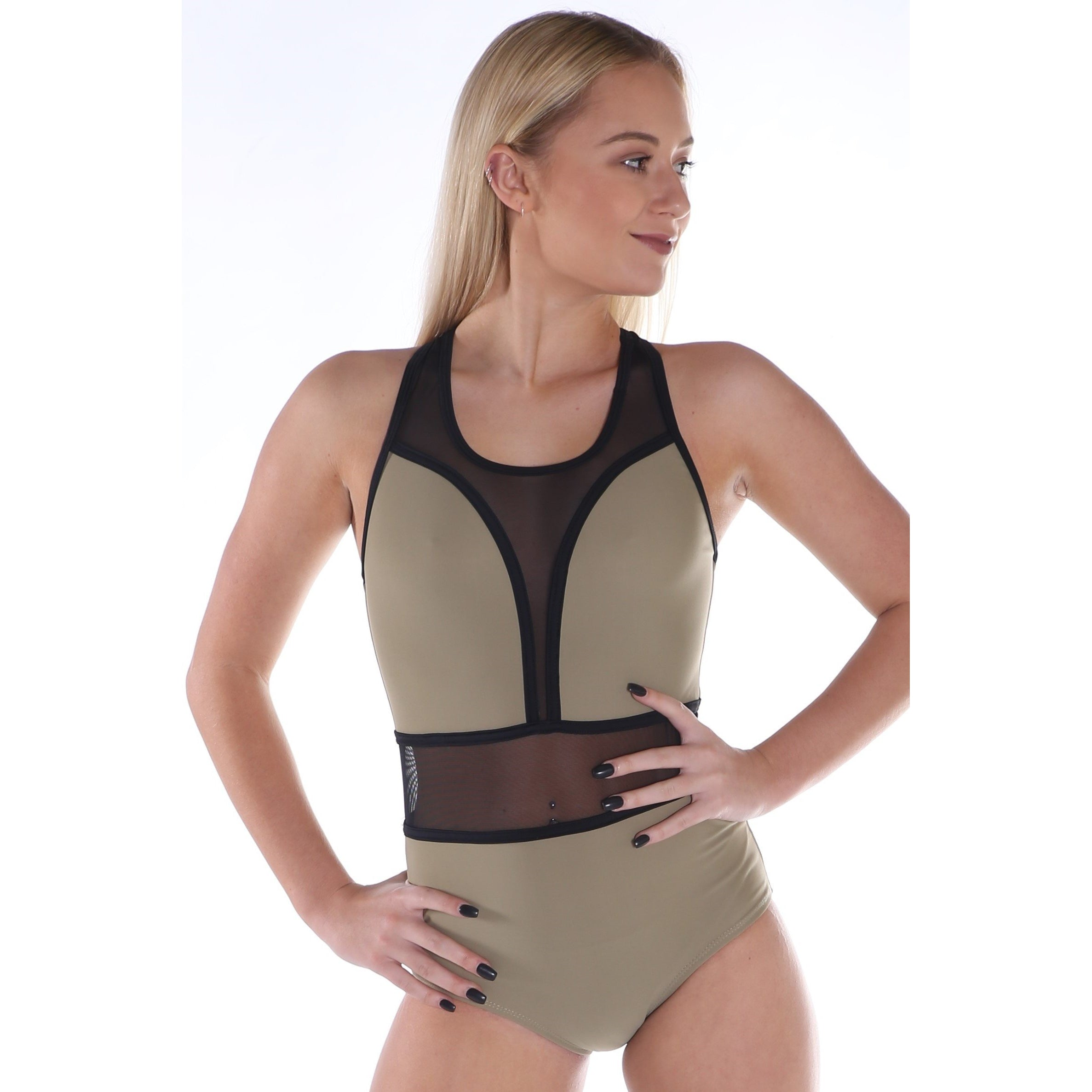 Ladies Jete Leotard-LEOTARDS-Cosi G Studiowear