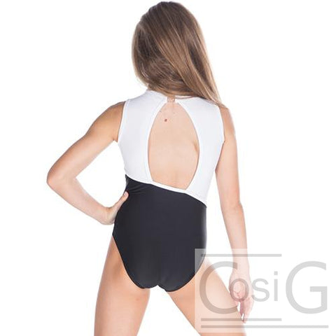 Girls Pose Leotard