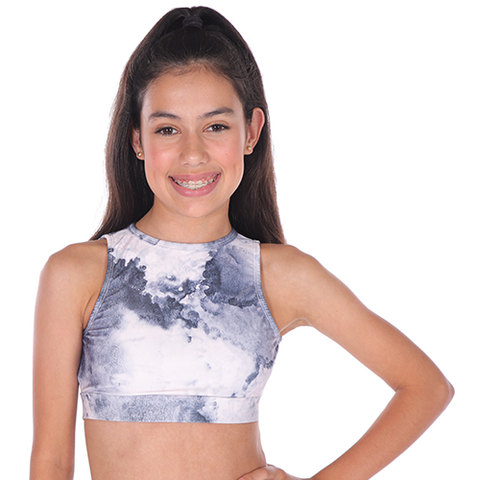 Girls Posh Crop