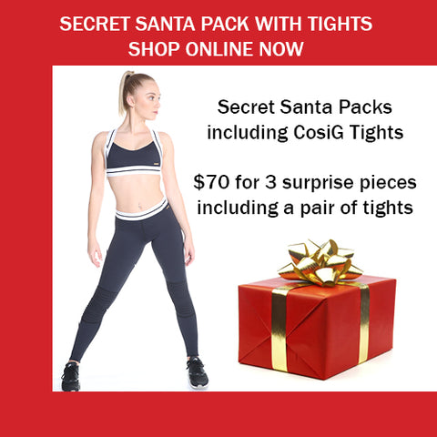 Secret Santa Pack with Tights
