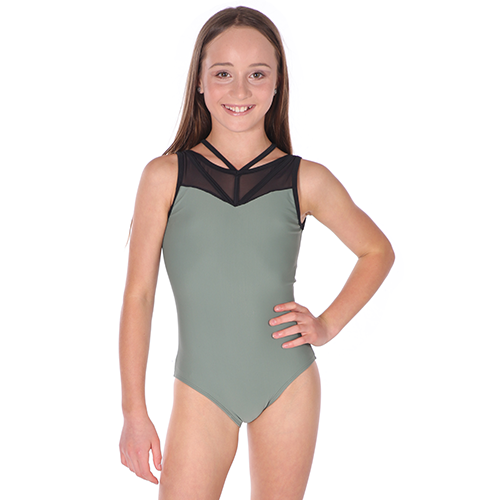 Girls Stone Cold Leotard