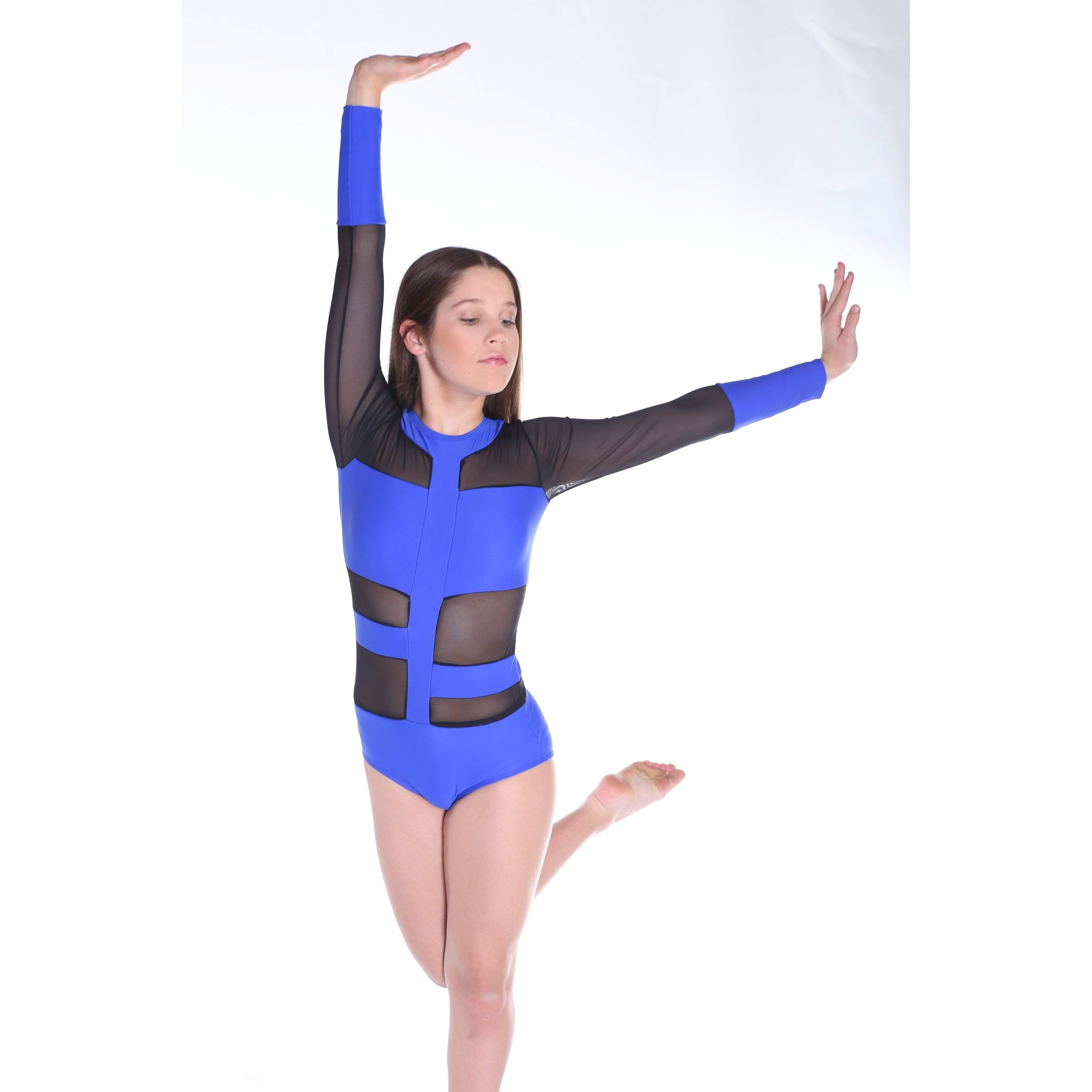 Girls Streak Leotard-Cosi G Studiowear